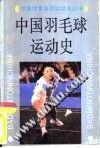 中国羽毛球运动史